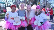 IMAGES: Photos: Thousands run, eat in 2015 Krispy Kreme Challenge