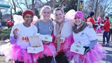 IMAGES: Thousands run, eat in 2015 Krispy Kreme Challenge