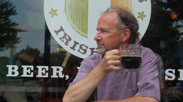 Daniel Bradford, All About Beer Magazine (Photo by Durham Magazine)