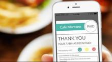 IMAGE: New app lets customers pay tabs through smartphone