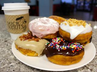 Donuts! Warm, Delicious & Made to Order!