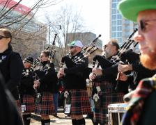Kilt Run on Saturday, March 7, 2015 in Raleigh, NC.