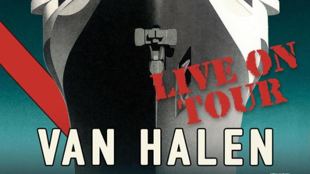 Van Halen to play Walnut Creek Amphitheatre Sept. 9, 2015.