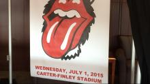 IMAGES: The Rolling Stones coming to Carter-Finley Stadium this summer