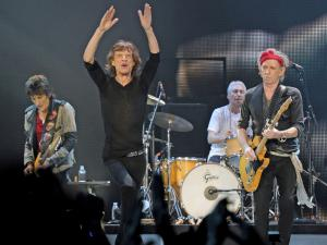 The Rolling Stones will play at Carter-Finley Stadium on July 1, 2015.
