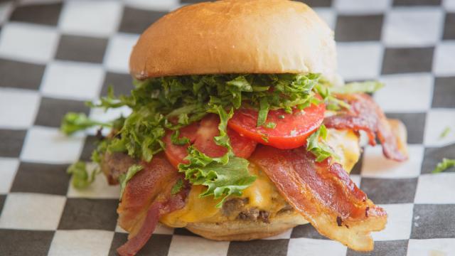 Al's Burger Shake (Durham Magazine)