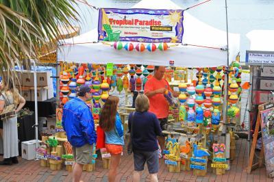 Street Fair Vendor