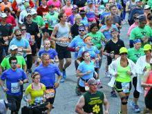 Racers run for a cause