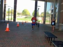 Marathon makes way through NC State's Centennial Campus
