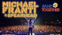 IMAGE: Michael Franti and Spearhead to headline Band Together NC Main Event