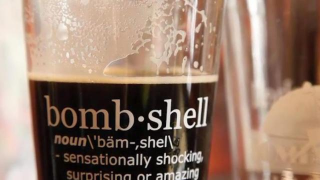 Bombshell Beer