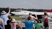 IMAGES: More than 200,000 turn out for return of Wings Over Wayne