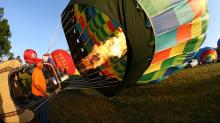 IMAGES: Weekend best bets: Balloon fest, Animazement