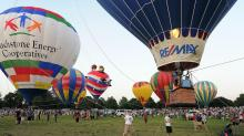 IMAGE: Lessons learned: Balloon Fest organizer to make changes next year