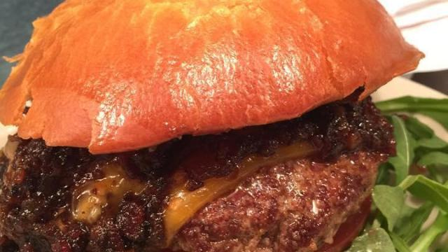 Bad Daddy's national burger month offering