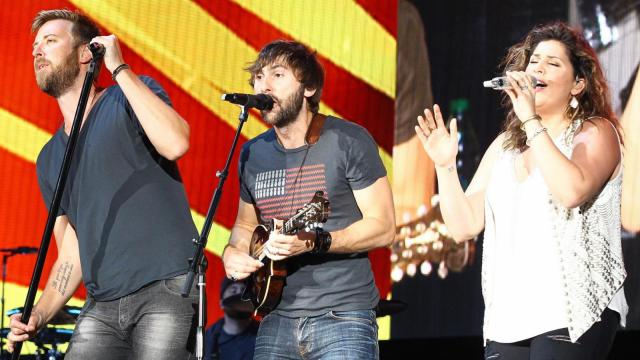 Lady Antebellum performs as the head liner and closing for the 2015 festival. Day 4 (June 7, 2015) of the inaugural Carolina Country Music Fest held in Myrtle Beach S.C. Thousands of country music fans endured the sun and heat for 4 days while enjoying some of the top country music artists. (Chris Baird / WRAL Contributor).