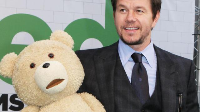 """Ted 2"" star Mark Wahlberg"