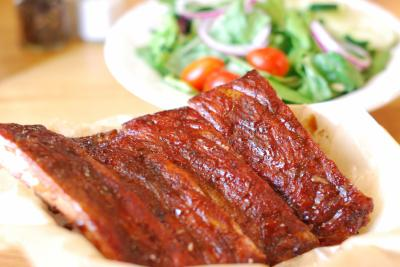 City BBQ ribs