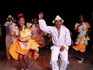 American Dance Festival: Ballet Folklorico Cutumba