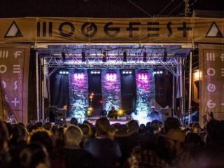 Moogfest 2014 (Courtesy of Moogfest)