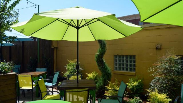 Best Outdoor Dining In Raleigh Out And About At Wral Com