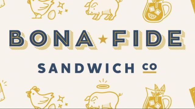 Bona Fide Sandwich Co. (Facebook)