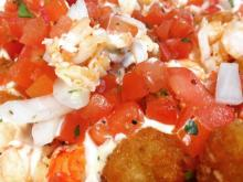 Cousins Maine Lobster tots