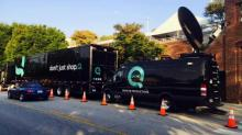 IMAGES: QVC show filming live in Chapel Hill Wednesday