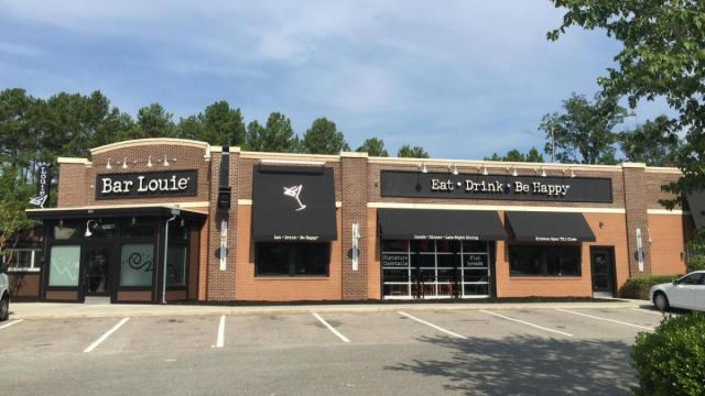 Bar Louie in Brier Creek (Photo by Art Sheppard)