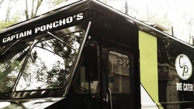 Captain Ponchos Taco truck (Facebook)