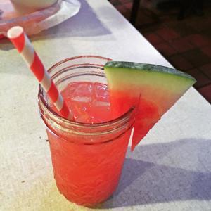 Sol Tacos Aqua Fresca