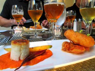 Fullsteam Beer Dinner at Washignton Duke Inn on Aug. 13, 2015.