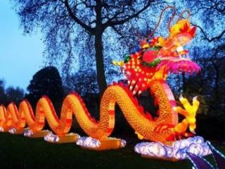 North Carolina Chinese Lantern Festival  Cary