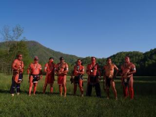 Warriors of AniKituwha (Image from National Folk Fest)