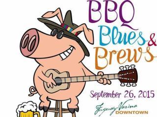 BBQ, Blues & Brews