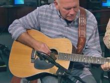 Bluegrass performances go on despite forecast