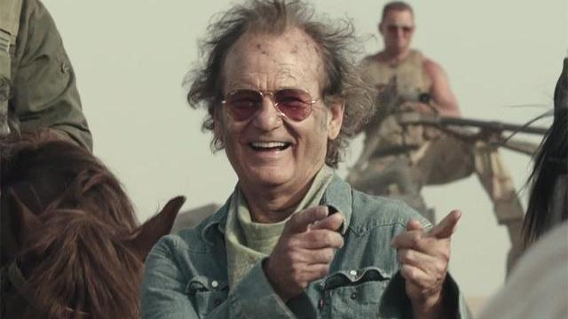 "Bill Murray in ""Rock the Kasbah"""