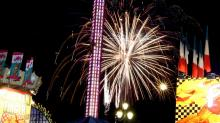IMAGES: Light up the night: State Fair rides, fun