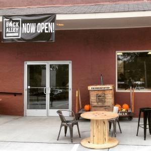 Back Alley Coffee Lab