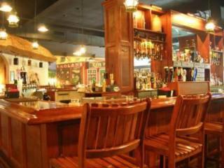 Tir na Nog's bar is up for sale. (Craigslist)