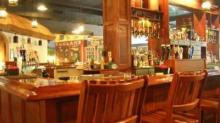 IMAGE: Tir na Nog's historic bar up for sale
