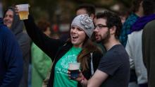 IMAGES: Last call at Tir na Nog