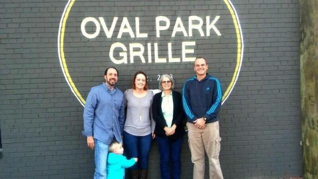 Oval Park Grille works with Durham school