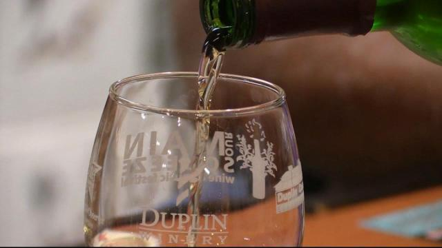 Duplin Winery started in the 1970s and has seen steady growth.