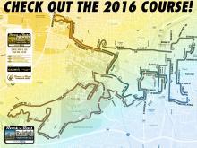 2016 Rock n Roll Marathon and Half Marathon Courses
