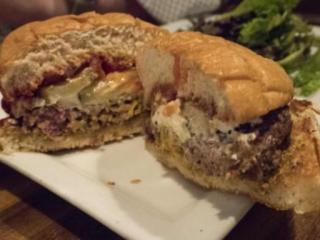 Burger Bach burger (Straight Beef)