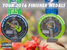 2016 marathon medals