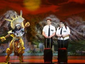 Book of Mormon Tour, (c) Joan Marcus, 2014