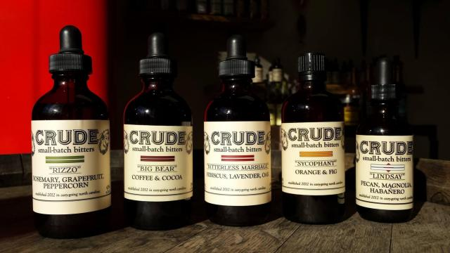 Crude Bitters (facebook)