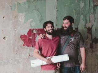 Matt Kelly and Josh DeCarolis will open Mothers and Sons in Durham this year. (Durham Magazine)